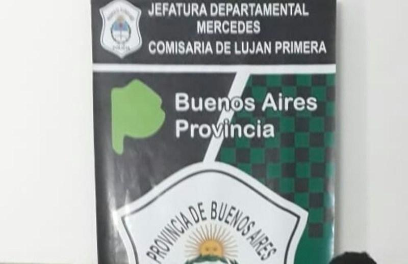Luján: Dos detenidos por comercio de estupefacientes