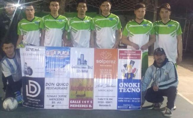 Dos derrotas para la Escuela de Futsal en su visita a El Ciclón de Hurlingham