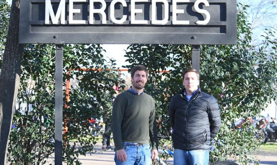 El vecinalista Nicolás Quiroga apoya la candidatura de Juani Ustarroz