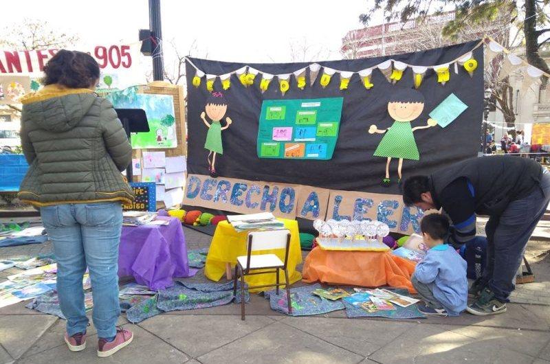 El nivel inicial celebró el Día del Niño exponiendo sus Derechos