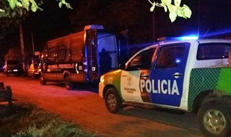Mercedino robó Carmen de Areco y lo detuvieron por violar la cuarentena