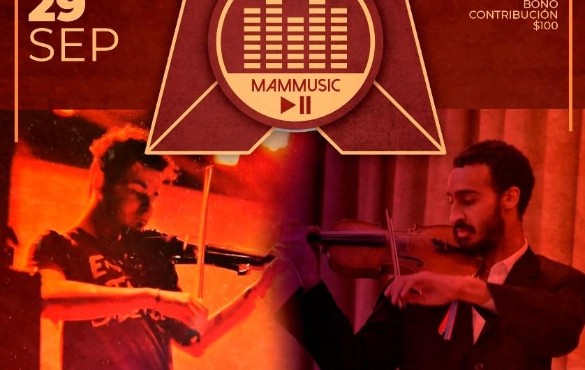 MAMMusic con el Dúo Schenone-Martins
