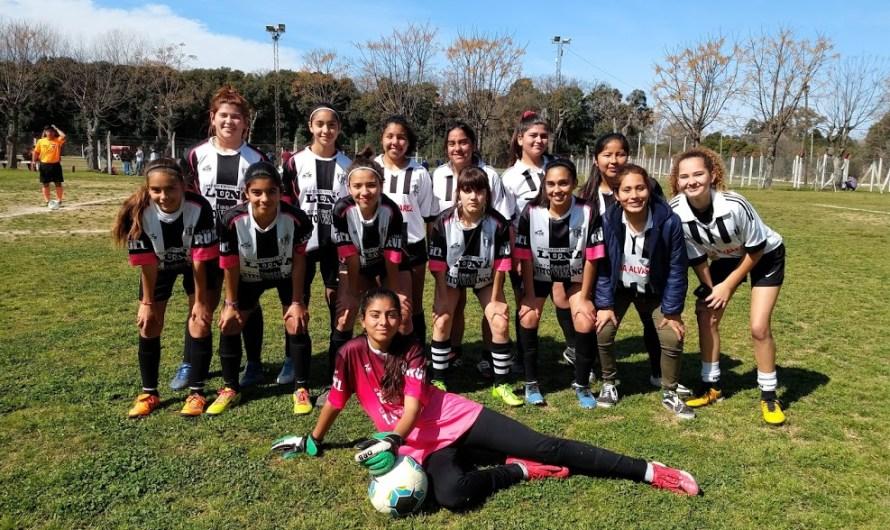La Loma fue campeón del Fútbol Femenino Sub 16 y comenzó el torneo de Primera