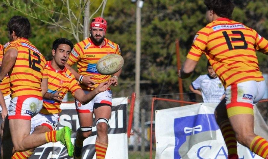 Mercedes Rugby Club venció a San Miguel y se afirma en el quinto puesto