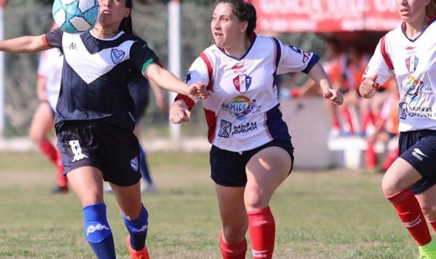 Trocha debutó en el fútbol femenino de AFA con una derrota ante Vélez
