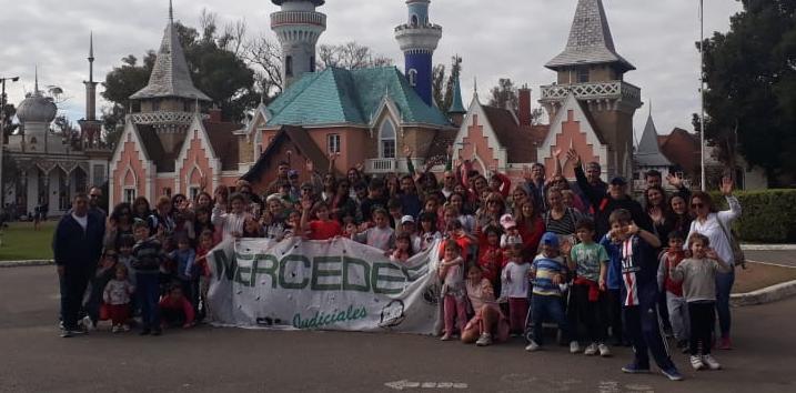 AJB realizó miniturismo en La Plata