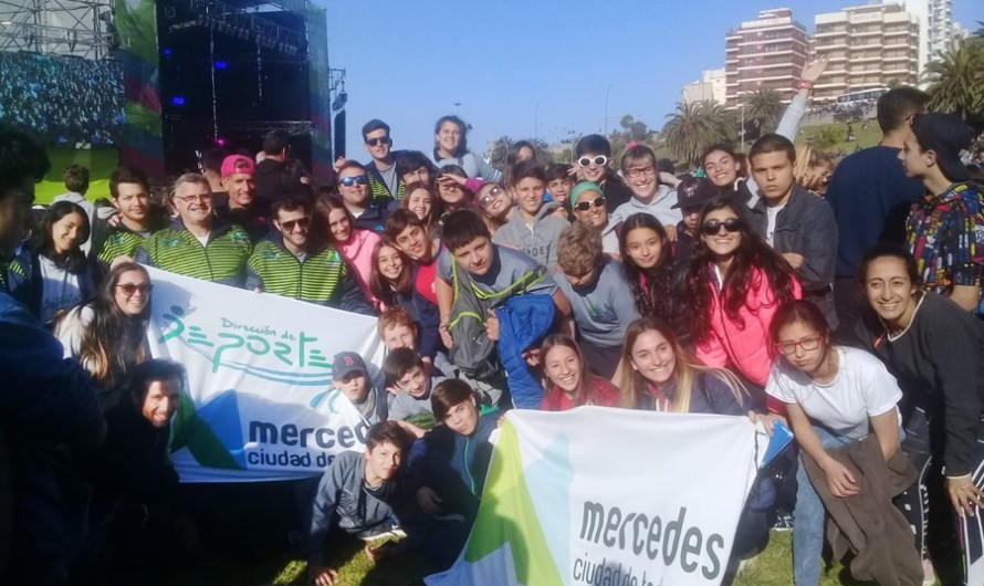 Mercedes se la «juega» en los Torneos Bonaerense