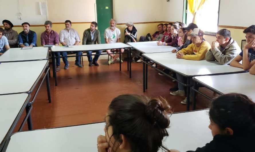 """Director del CEPT 4: """"Tuvimos un gran vínculo con el municipio que nos ayudó a crecer como institución"""""""