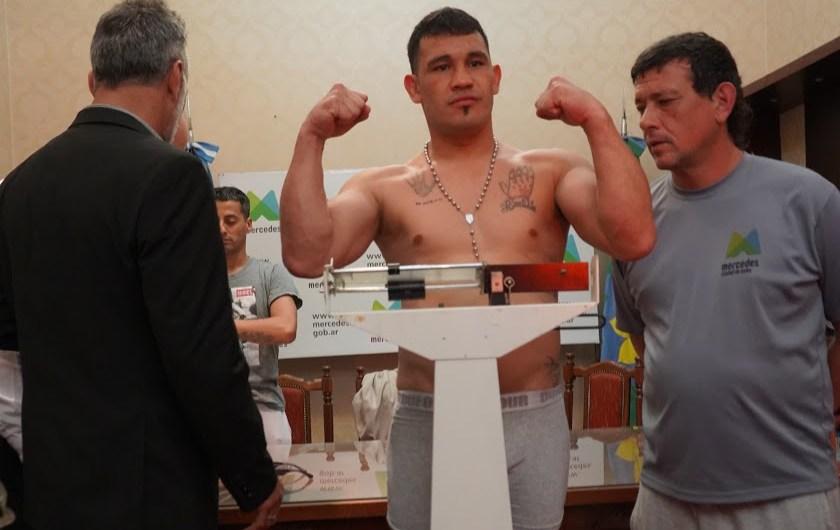 """Yacaré Sequeira: """"Juani está ayudando mucho al boxeo y a todos los deportes"""""""