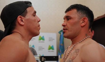 Yacaré Sequeira vs Esteban López