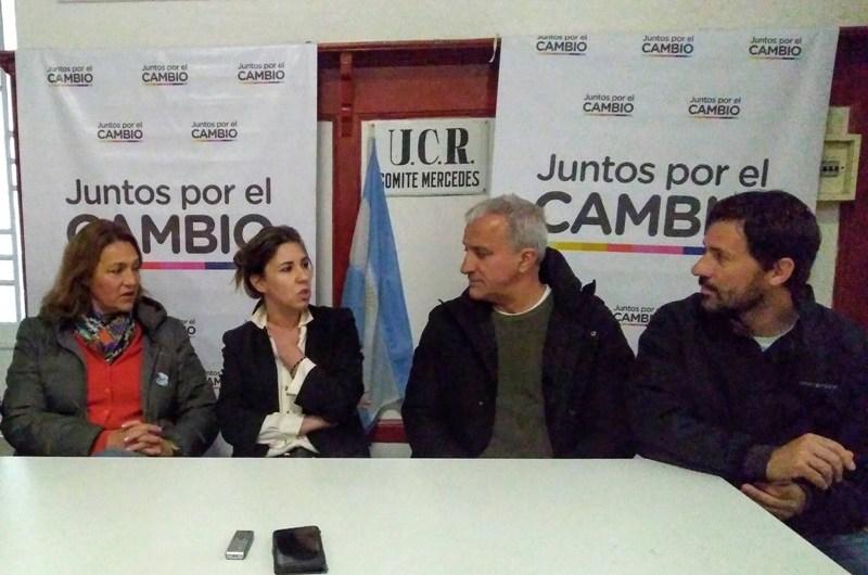 Los Diputados de Coalición Cívica recorrieron la ciudad
