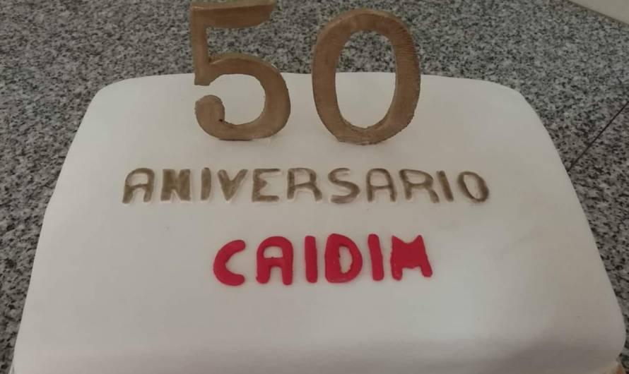 CAIDIM celebra sus 50 años de labor interrumpida