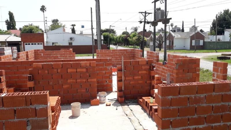 Avanza la construcción del Jardín Espacio Primera Infancia de Villa Industrial Este