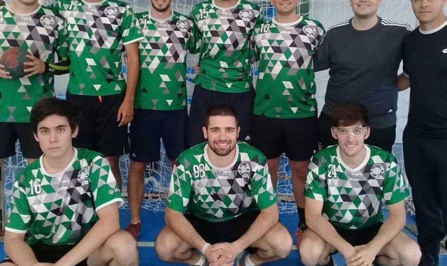 La Escuela Municipal al Súper 8 de handball masculino