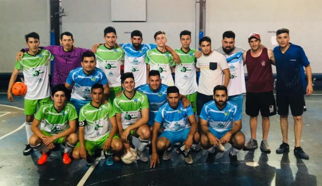 La Escuela Municipal de Futsal se despidió ganando en Primera