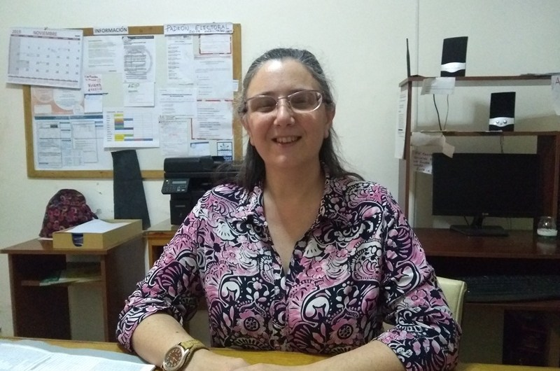 María Amalia De Marco es la nueva Secretaria General de la UEB Mercedes