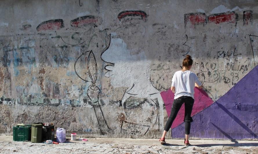 """""""Mercedes Se Pinta"""": 22 artistas realizan murales y embellecen la ciudad"""