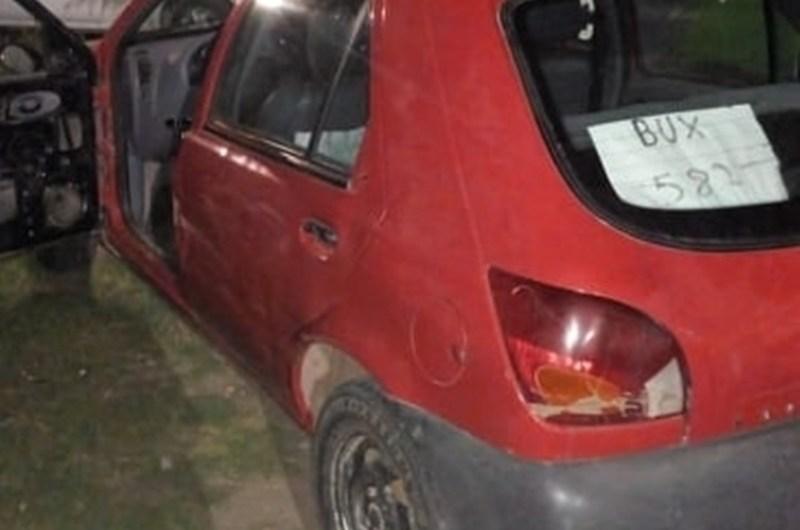 Roban en Suipacha y son detenidos en Ruta N°5 jurisdicciones Mercedes