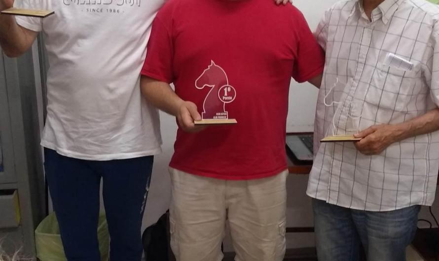 Alejandro Altieri se coronó campeón del torneo Cierre de Año