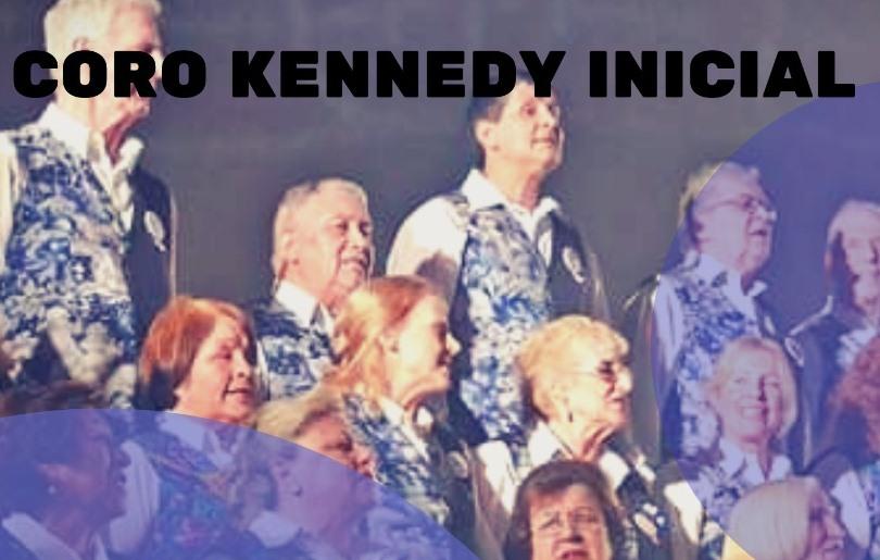 El Coro Kennedy celebra un nuevo año en concierto