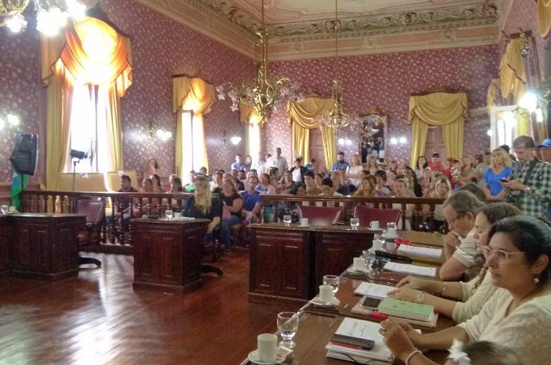 El Ejecutivo presentó los proyectos de ordenanzas para presupuesto y fiscal-impositiva 2020