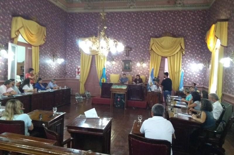 Sesión Preparatoria: Dematei nuevo presidente del HCD
