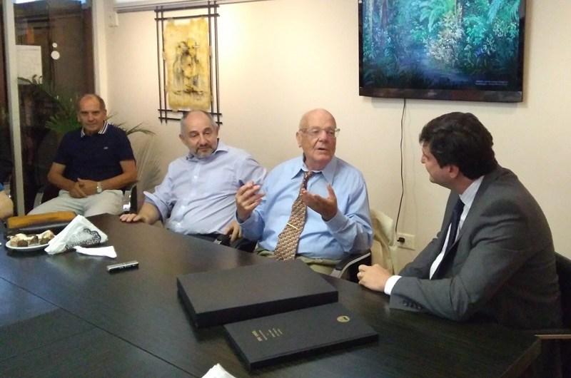 Abogados dieron reconocimiento al Dr. Atilio Diorio