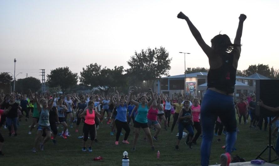 Gran asistencia en inicio de actividades deportivas de verano