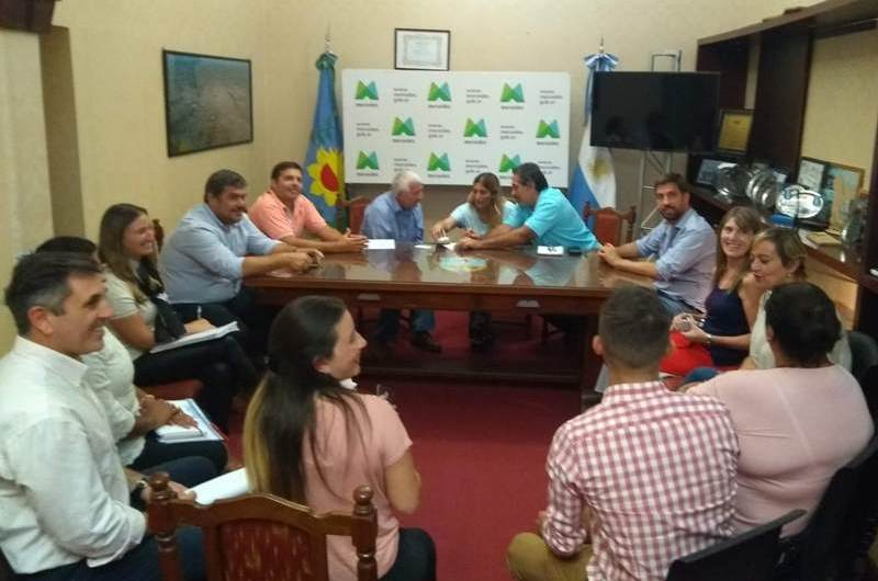 Intendente y Concejales se reunieron con Agroenergie One por la instalación de la empresa