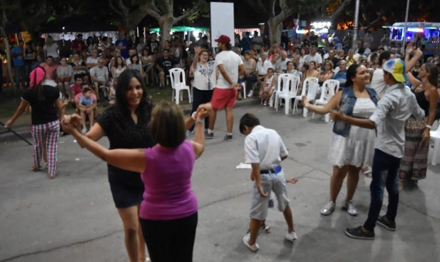 Finde de «Música en las Plazas» en San Martín, San Luís y Balndengues