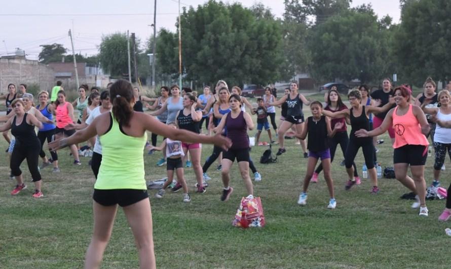 Se viene el deportes de verano libre y gratuito: Yoga, Zumba, Bailoterapia y Aqua Zumba
