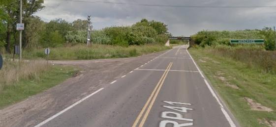 Siniestro fatal en Ruta N°41 pierde la vida un niño