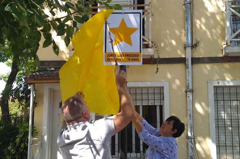 Descubrieron una estrella amarilla que recuerda a Jorge Fregossi