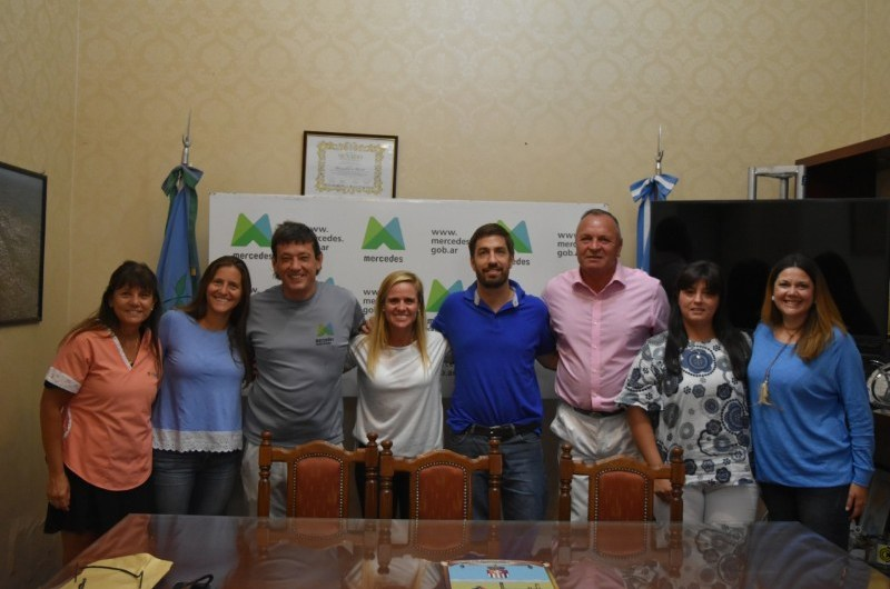 Municipio y All Boys Solidario en cruzada por Salta