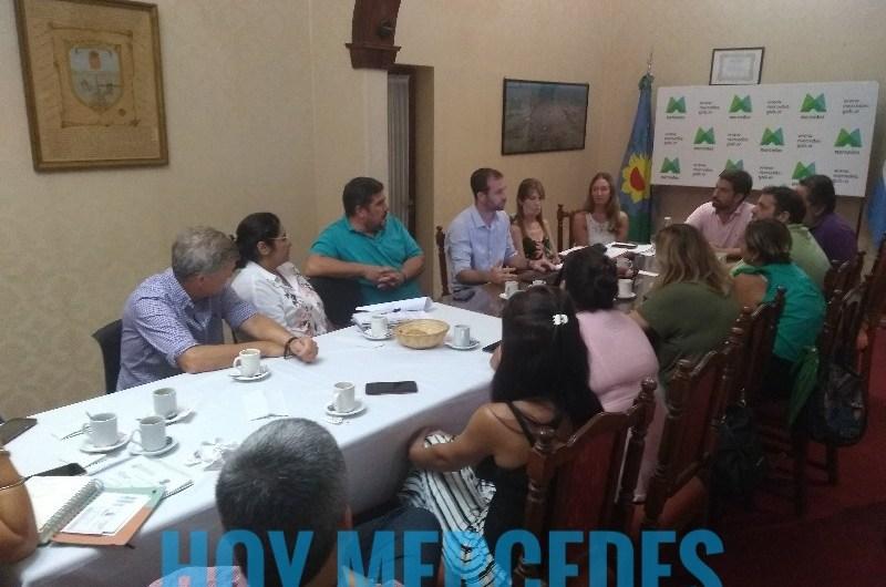 Nueva reunión entre Intendente, concejales y Agroenergie One