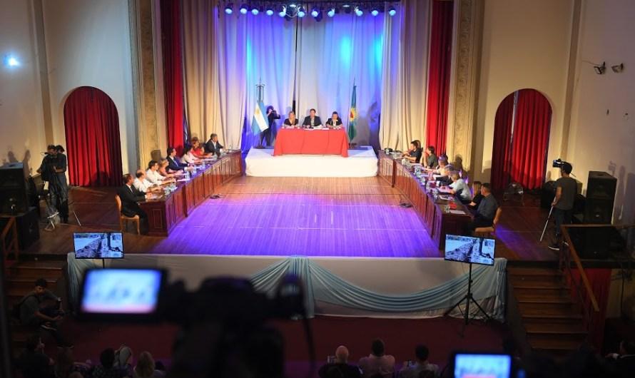 El 3 de marzo será la apertura de sesiones y discurso del intendente