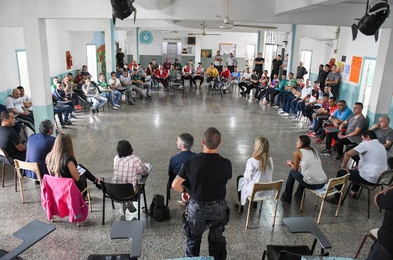 Cronavirus. Crearon Mesas de Mediación para abordar los conflictos en las cárceles bonaerenses