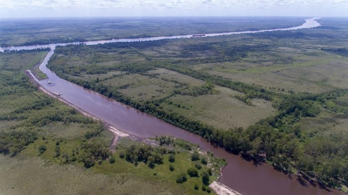 Se adjudicaron las obras de adecuación del cauce en el tramo medio del río Luján