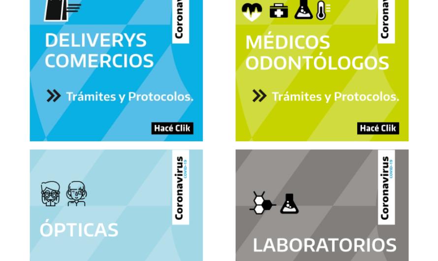 Decreto Municipal autoriza diferentes actividades con protocolo