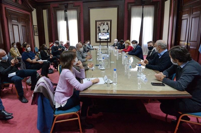 El Comité de Expertos de la Provincia analiza los pasos a seguir desde el lunes 11
