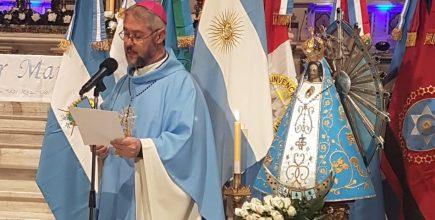 Homilía en la Misa de Nuestra Señora de Luján