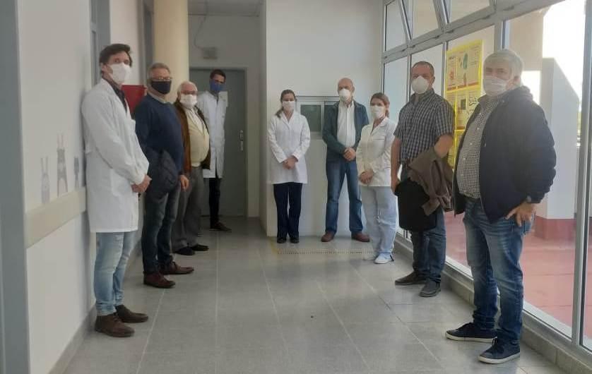Laboratorio superó los 5000 test covid realizados en el cuidado de la salud de los mercedinos