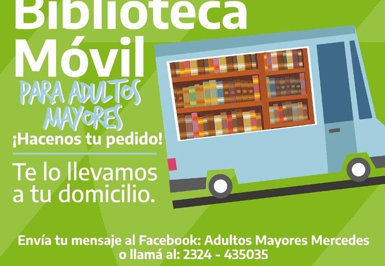 Biblioteca Municipal para Adultos Mayores
