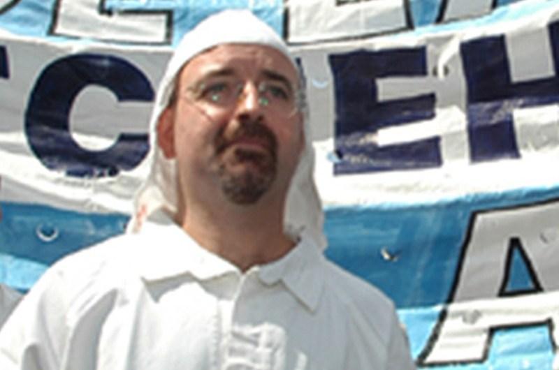 Falleció el sindicalista mercedino Silvio Etchehun