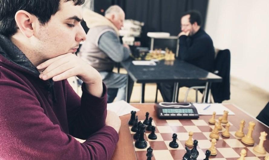 Francisco Viola y Martín Gioscio lograron mantener la categoría en Chesscovid