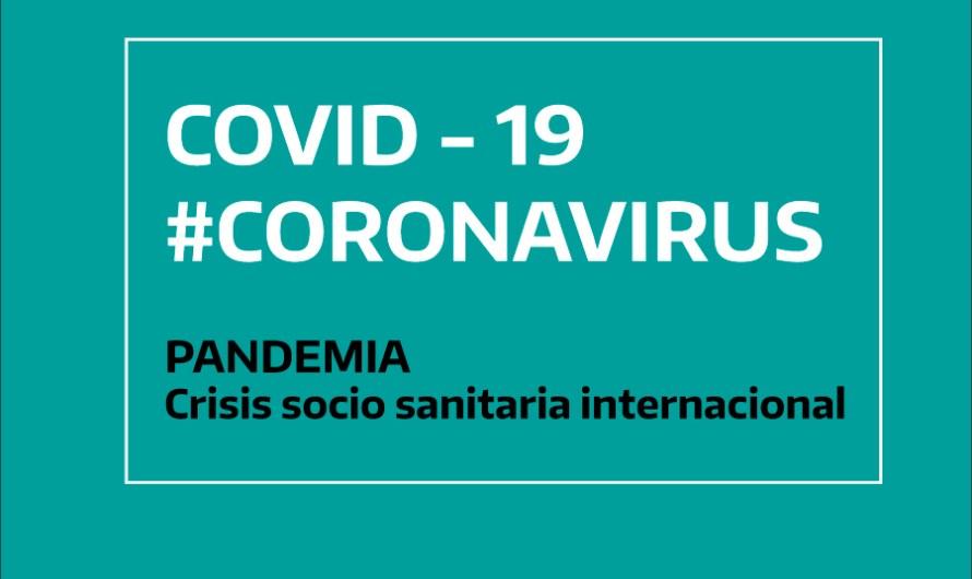 Coronavirus: este jueves nueva reunión del Comité de Crisis