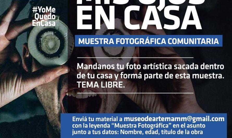 El MAMM convoca para expo virtual de fotografía