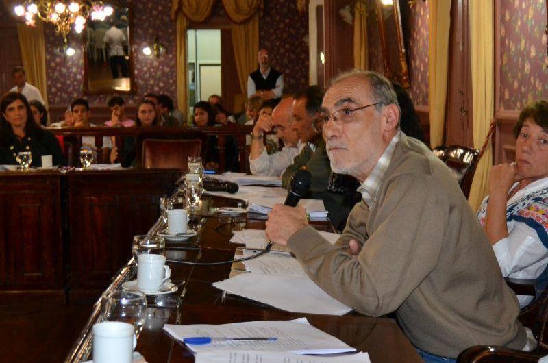 Falleció el ex Concejal José Luis Ramos