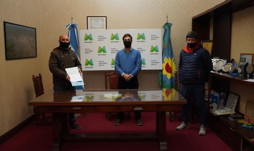 Club Recreativo Unión recibió subsidio por parte del Municipio