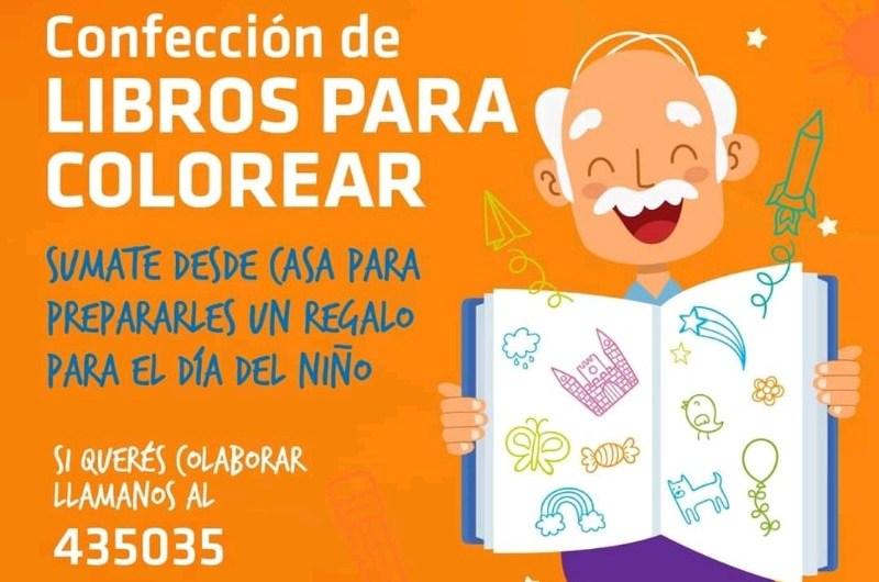 Municipio arma acción solidaria anticipando el Día del Niño